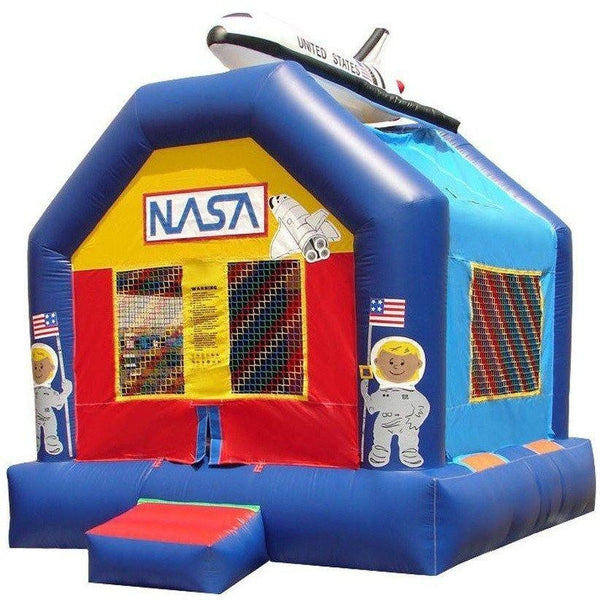 Commercial Space Bounce House-Happy Jump-YardKid