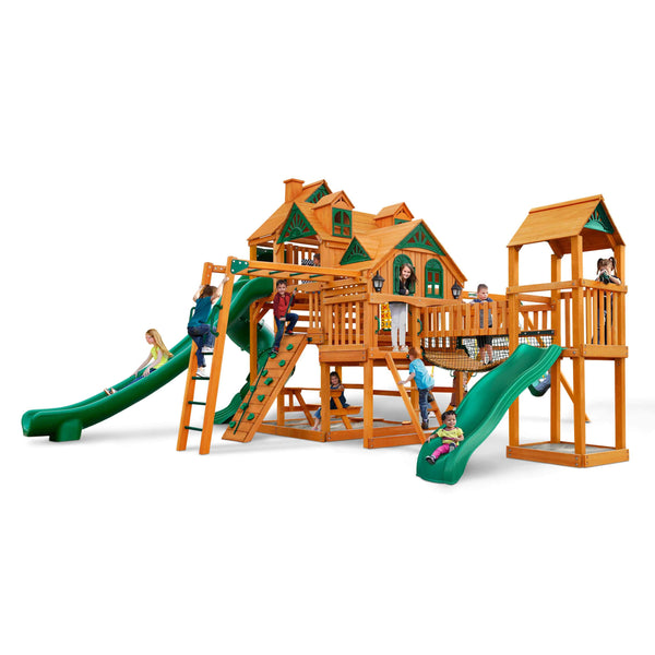Empire Extreme Swing Set-Gorilla Playsets-YardKid