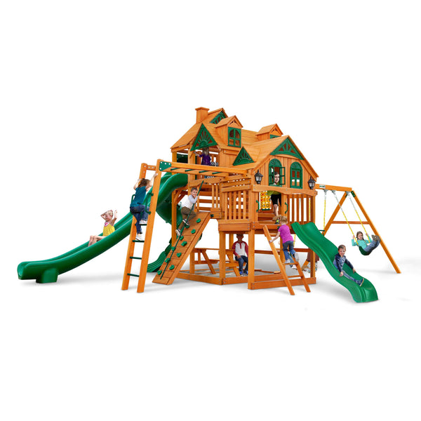 Empire Swing Set-Gorilla Playsets-YardKid
