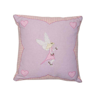 Fairy Cottage Cushion / Pillow Cover
