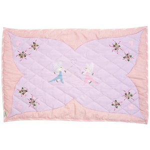 Fairy Cottage Floor Quilt