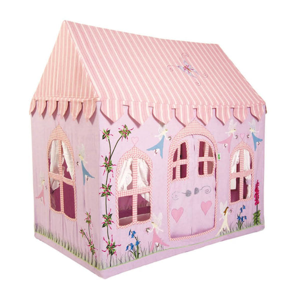 Fairy Cottage Playhouse-Win Green-YardKid