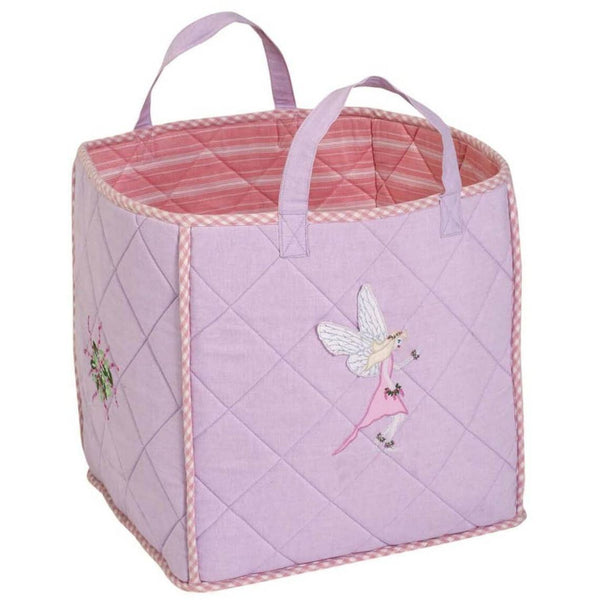 Fairy Cottage Toy Bag-Win Green-YardKid