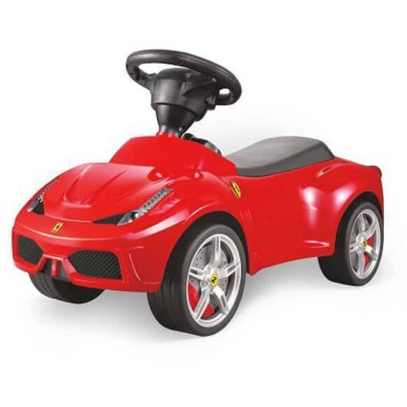 licensed ferrari f12 push car in various colors yardkid