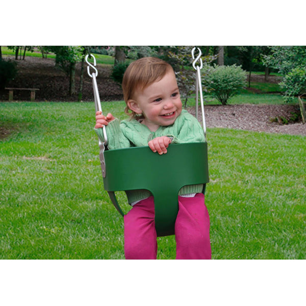 Full Bucket Toddler Swing - Various Colors-Gorilla Playsets-YardKid