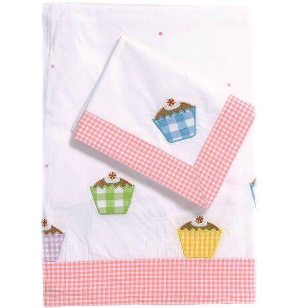 Gingerbread Duvet Cover Set-Win Green-YardKid