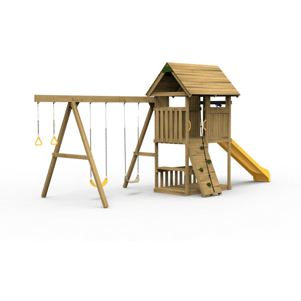 Grand Slam Swing Set - Starter-PlayStar-YardKid