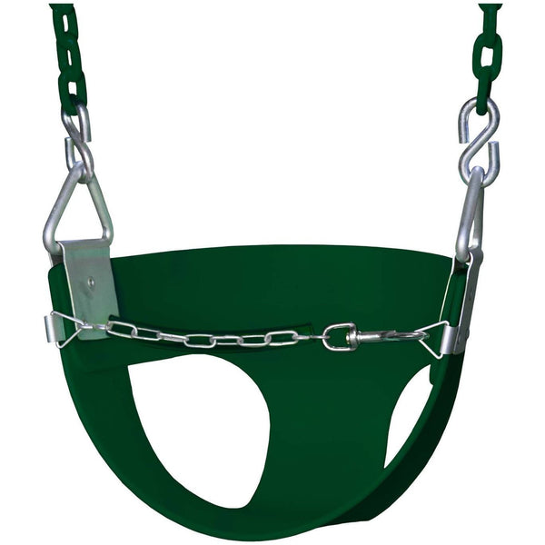 Half Bucket Toddler Swing - Various Colors-Gorilla Playsets-YardKid
