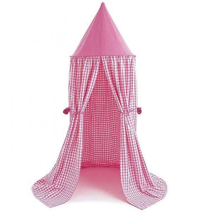 Hanging Tent - Candy Pink Gingham
