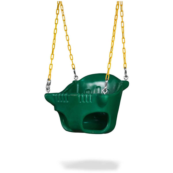 Heavy-Duty Toddler Bucket Swing-Gorilla Playsets-YardKid