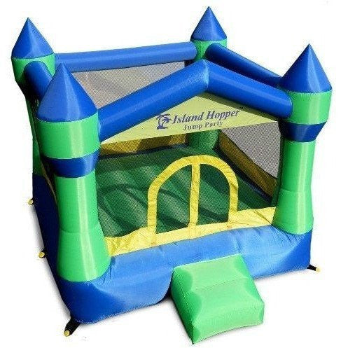 Jump Party Bounce House-Island Hopper-YardKid