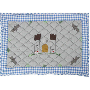 Knight's Castle Floor Quilt