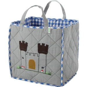 Knight's Castle Toy Bag