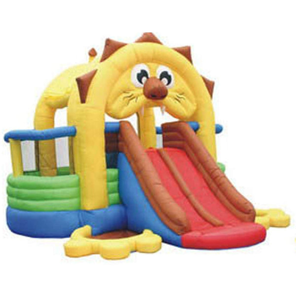 Lion's Den Bounce N' Slide Bounce House-KidWise-YardKid