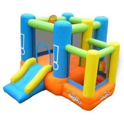 Little Star Bounce House with Slide-KidWise-YardKid