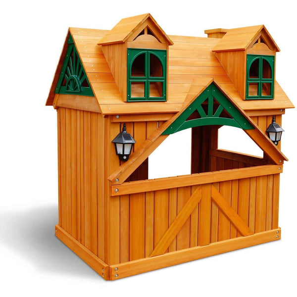 Malibu Playhouse-Gorilla Playsets-YardKid