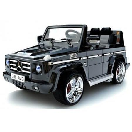 Mercedes Benz G55 12V Ride On Car - Various Colors-Best Ride on Cars-YardKid