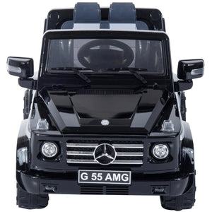 Mercedes Benz G55 12V Ride On Car - Various Colors