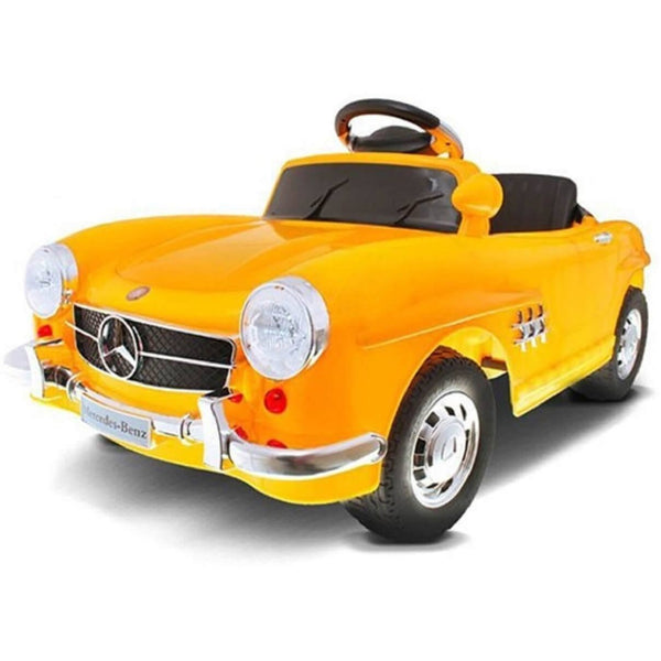 Mercedes Classic 300SL 6V Ride On Car - Various Colors-Best Ride on Cars-YardKid