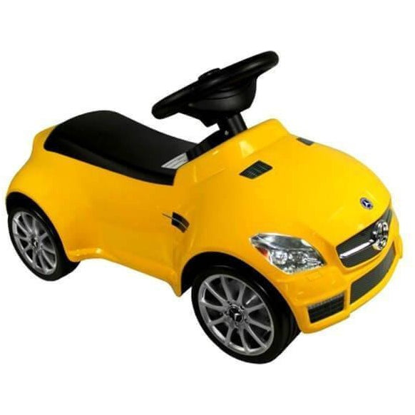 Mercedes SLK55 AMG Push Car - Various Colors-Best Ride on Cars-YardKid