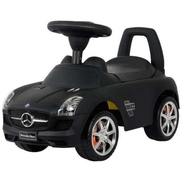 Mercedes SLS AMG Push Car - Various Colors-Best Ride on Cars-YardKid