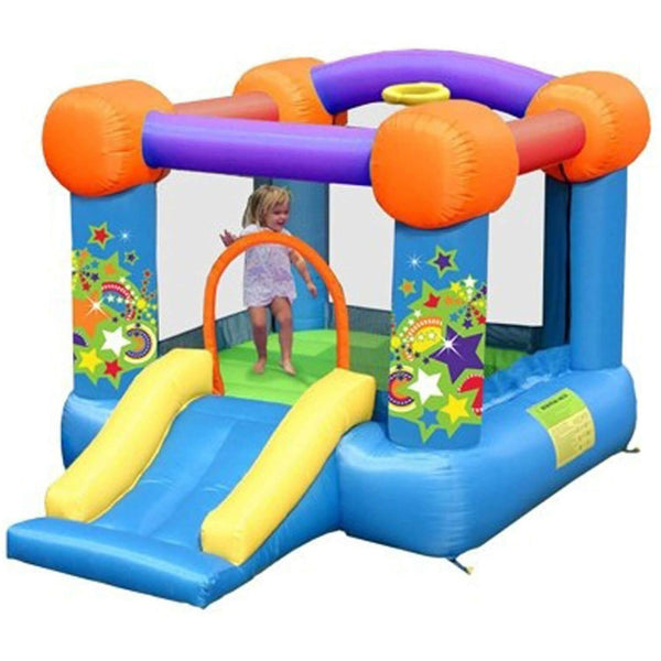 Party Bouncer Bounce House with Slide-KidWise-YardKid