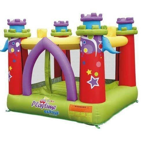 Playtime Castle Bounce House-KidWise-YardKid