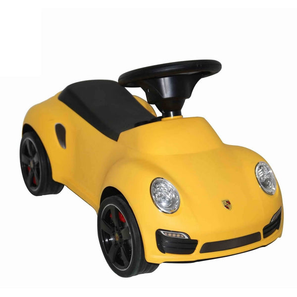 Porsche 911 Turbo Push Car - Various Colors-Best Ride on Cars-YardKid