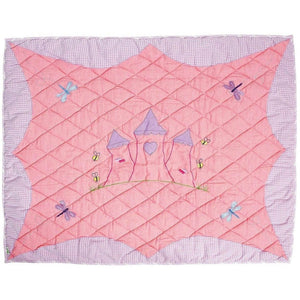 Princess Castle Floor Quilt
