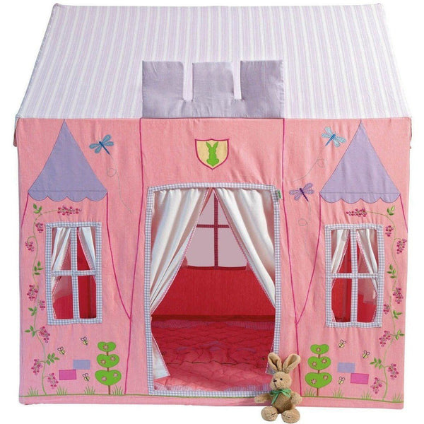 Princess Castle Playhouse-Win Green-YardKid