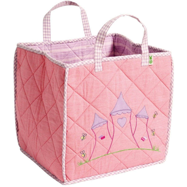 Princess Castle Toy Bag-Win Green-YardKid