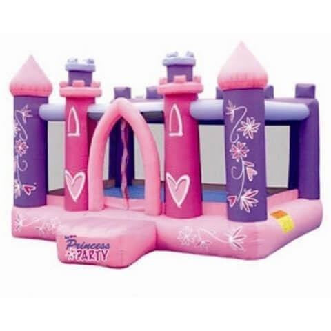 Princess Party Bounce House-KidWise-YardKid