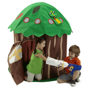 Puppet Tree Playhouse