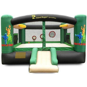 Sports n Hops 5-Activity Bounce House
