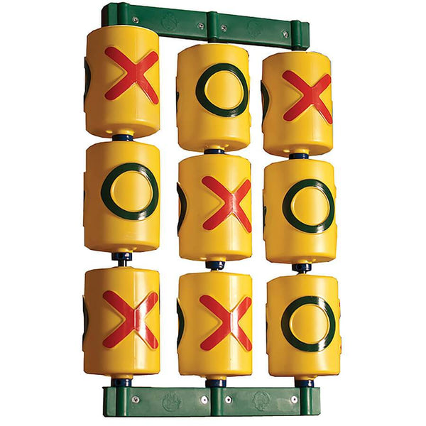 Tic Tac Toe Spinning Panel-Gorilla Playsets-YardKid