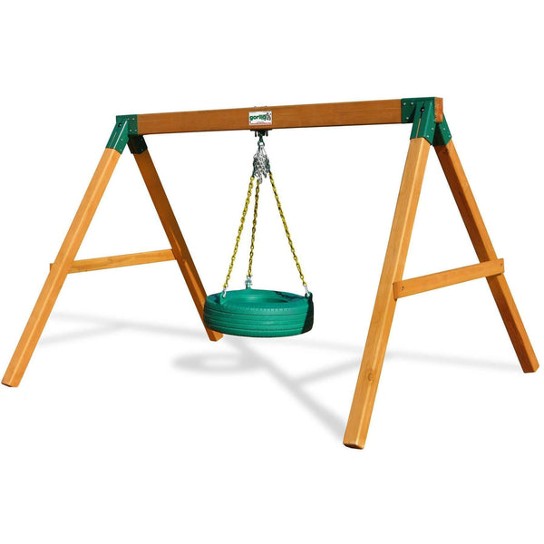 Tire Swing Station-Gorilla Playsets-YardKid