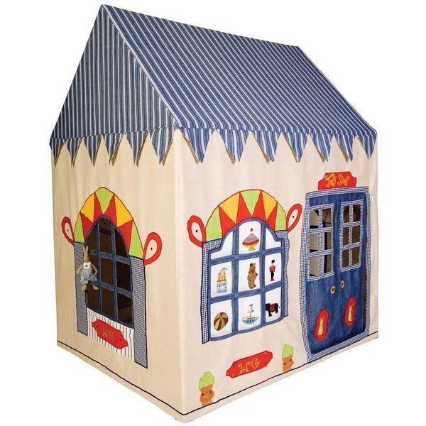 Toy Shop Playhouse-Win Green-YardKid