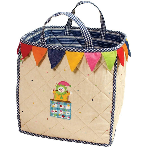Toy Shop Toy Bag-Win Green-YardKid
