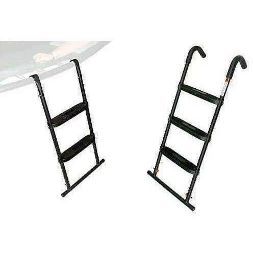 Trampoline 2 or 3 Step Ladder-JumpSport-YardKid