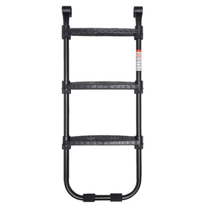 Trampoline 3-Step Adjustable Ladder