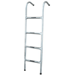 Trampoline 4 Step Ladder