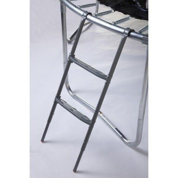 Trampoline Adjustable 2 Step Ladder-Jumpking-YardKid