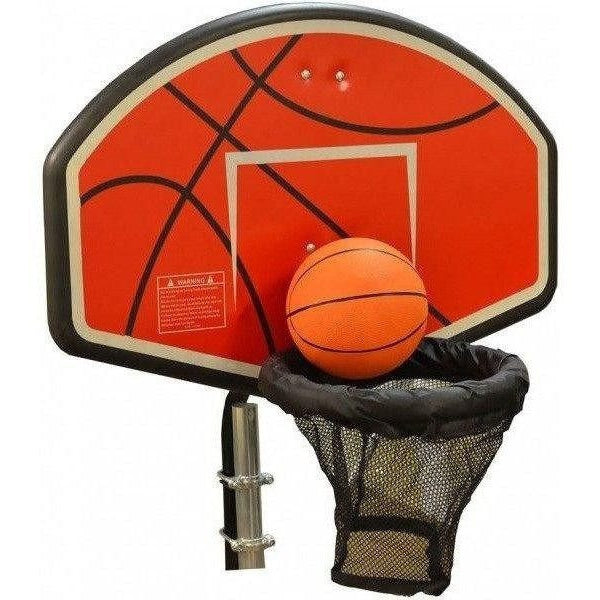 Trampoline Basketball Hoop Attachment-Jumpking-YardKid