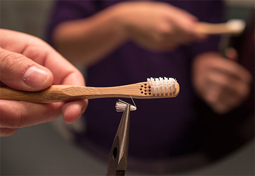 How To Take Care Of And Recycle My Bamboo Toothbrush