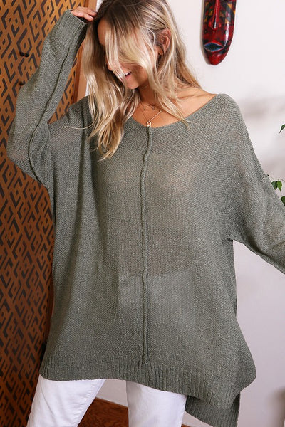 Kendal  Oversized Sweater