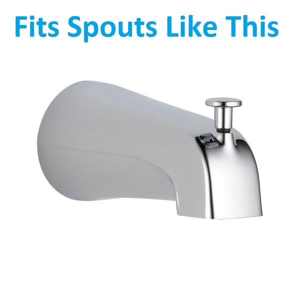 Hand Held Shower Attachment For Roman Tub