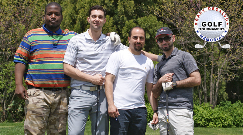 Gary DeSalvo Memorial Golf Tournament