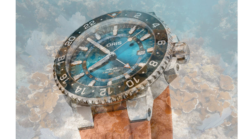 All About the ORIS 2020 Limited Edition Carysfort Reef Watch