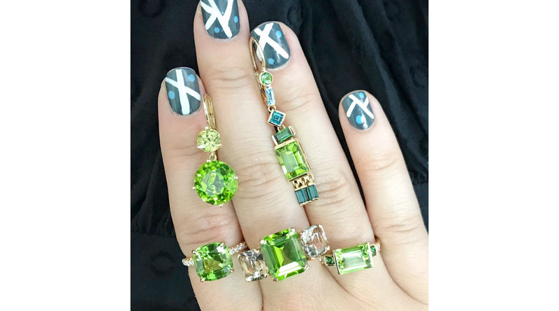 Discover The Marvel's of August's Birthstone: Peridot