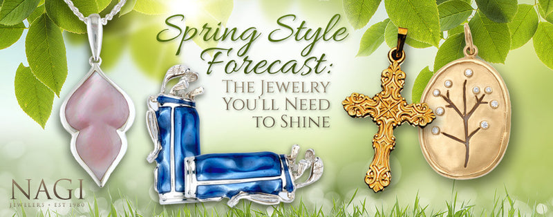 Spring Style Forecast: The Jewelry You'll Need to Shine